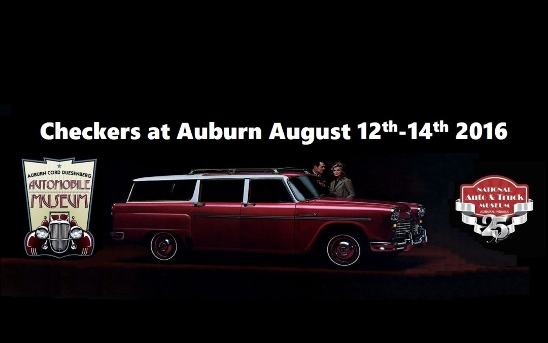 Get Ready for Checkers at Auburn