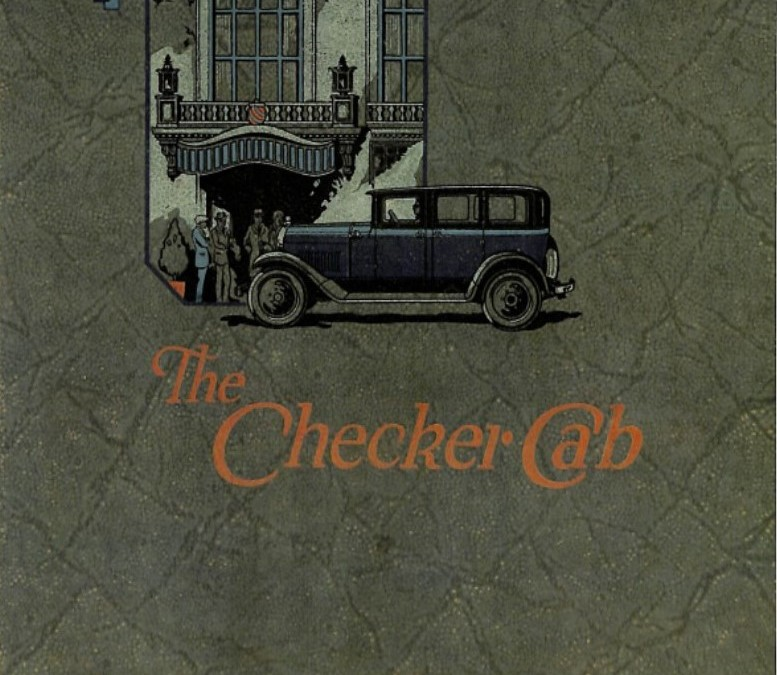 The Free Checker Car Club Archive Library